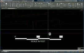 Create a Scale Bar linked to a Viewport in AutoCAD | All