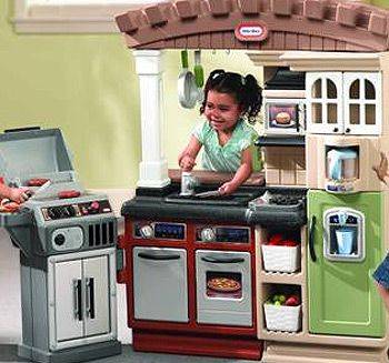 Little Tikes Grillin Grand Kitchen Sshhhh This Is