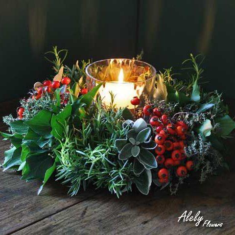 Bellísimos arreglos llenos de color y delicioso aroma Wreaths