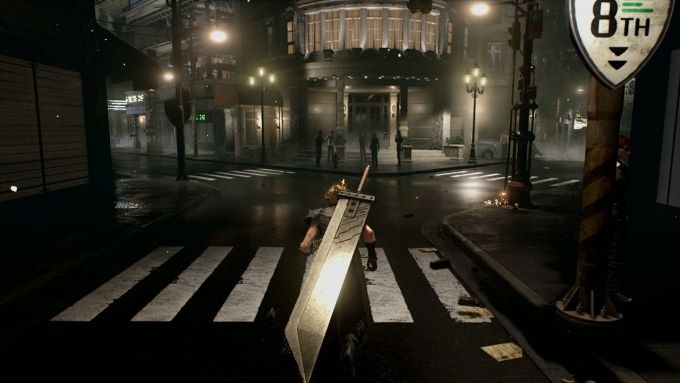 Final Fantasy 7 Remake Trailers Release Date News And Features