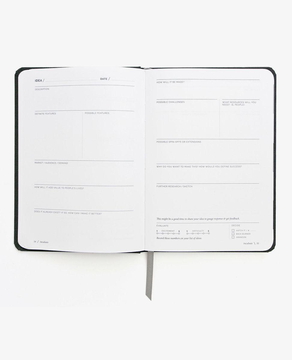 hatch notebook gifts pinterest notebook goals planner and