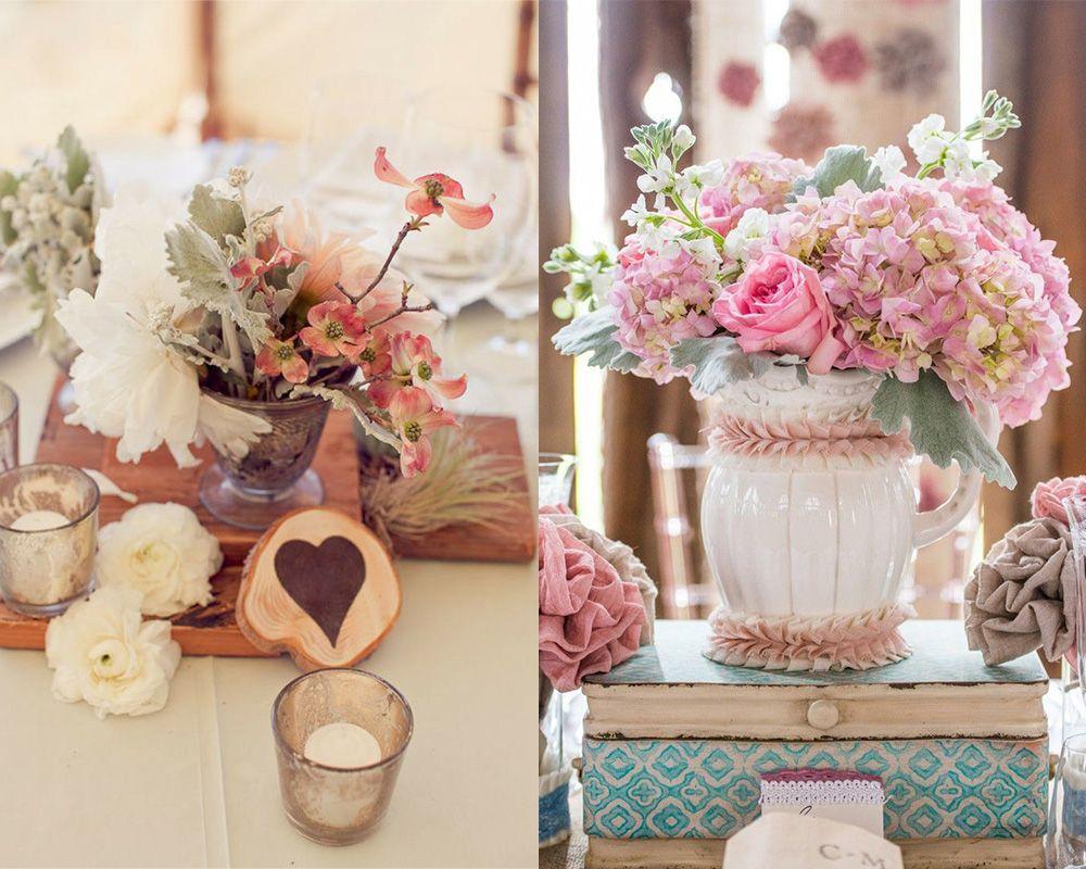 Nuevos 3 secretos para lograr unos centros de mesa para for Centros de mesa para bodas originales