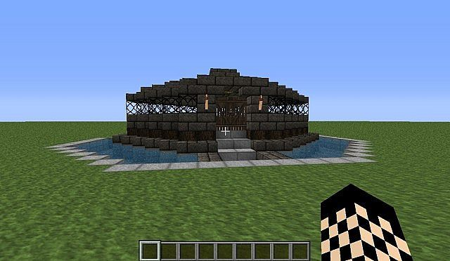 simple house designs minecraft simple house blueprint minecraft