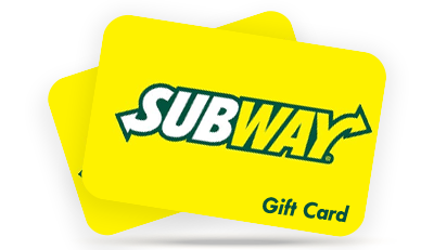 Win Subway Gift Card Worth 50 Get 50 Gift Card Balance Instantly Enjoy Submarine Sandwiches And Salads Subway Gift Card Gift Card Gift Card Balance