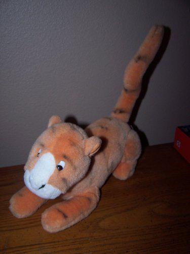 "Gund Classic Pooh Tigger Plush 11"" Long by Gund, http://www.amazon.com/dp/B001PBJVDK/ref=cm_sw_r_pi_dp_iwL8pb0JSGFTN"
