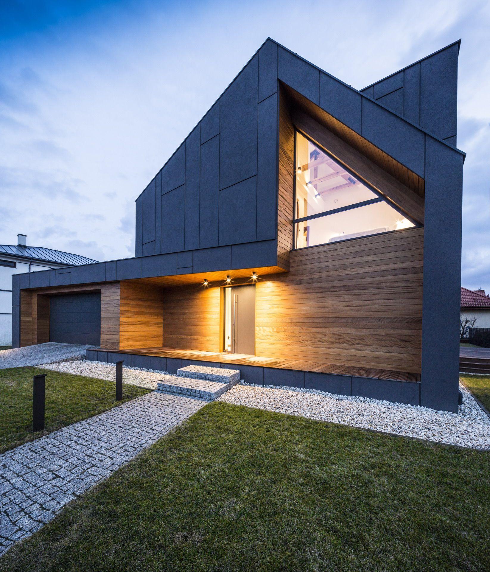 Modern Homes Foor Plnn