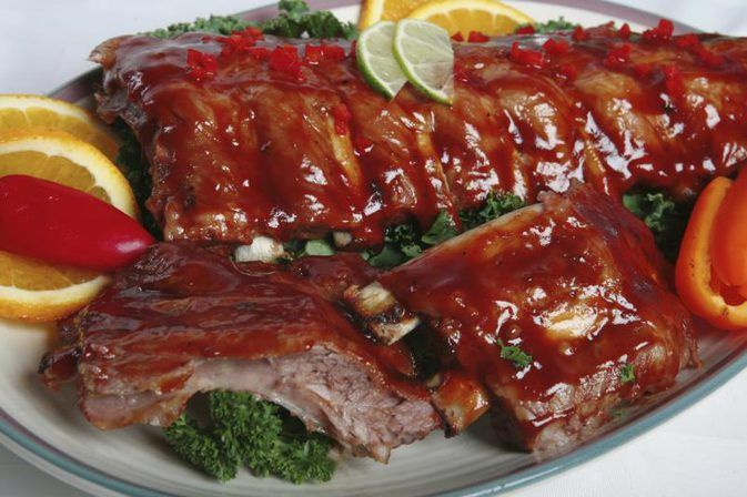 How To Cook Tender Juicy Ribs In A Roaster Oven Livestrong Com Roaster Recipes Roaster Oven Recipes How To Cook Ribs