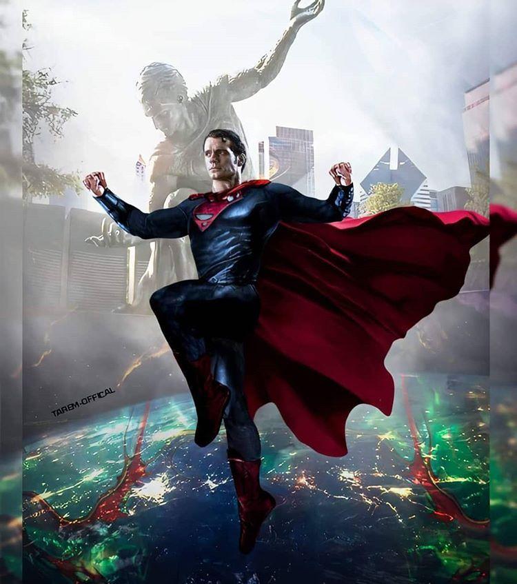 Tarem บน Instagram I Made This Superman And The Background By Manipulation Photoshopmanipulation Photoshop Art Artwork Dcfandome Dc Dcuniverse