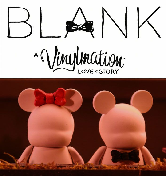 Sign Up For Our Blank A Vinylmation Love Story Meet Up At
