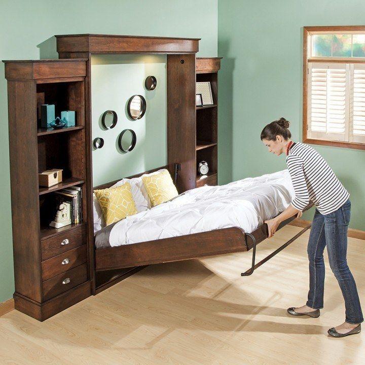 vertical mount deluxe murphy bed hardware ga¤stezimmer