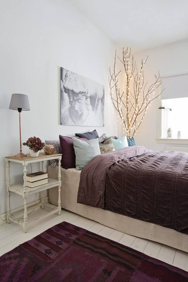 Chambre romantique - inspiration garantie avec nos 30 idées de déco ...