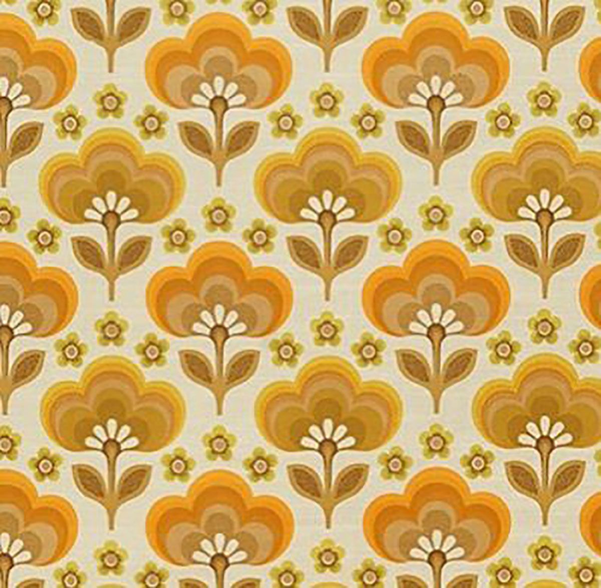 Home & Garden Vintage 20s 20s Psychedelic Wallpaper Roll ...