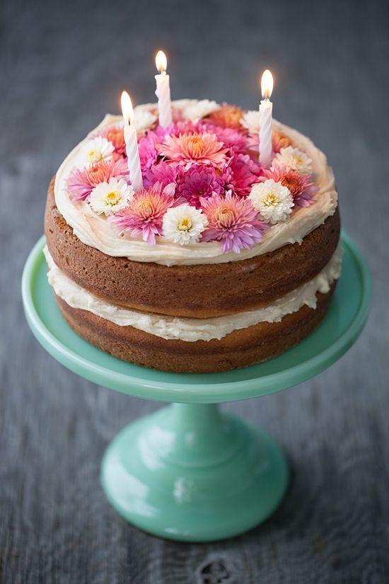 Martha Stewarts CAKES Happy Birthday to me Random house Cake