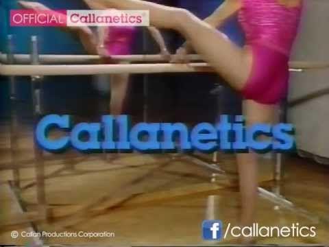 callanetics fogyás