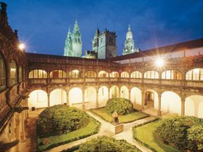 Curso del Camino de Santiago: USC, Cursos Internacionales