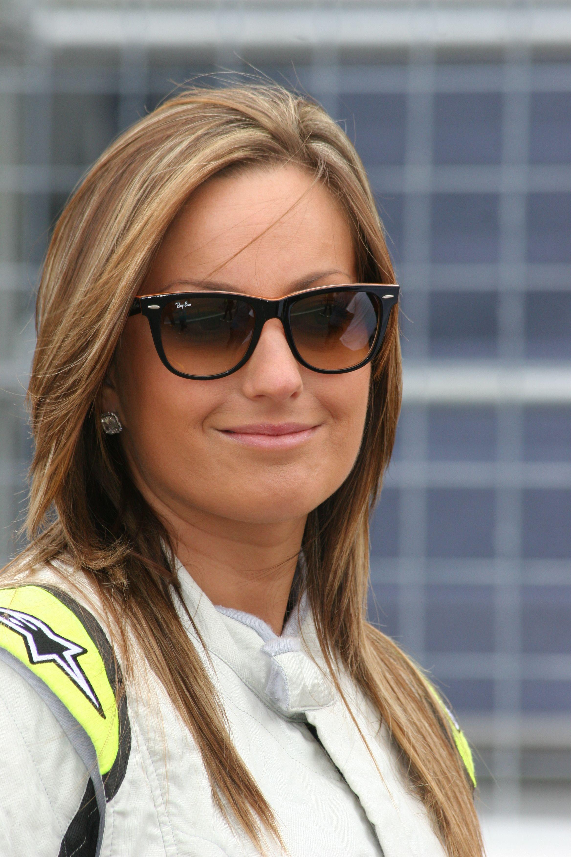 Valerie Chiasson, (Mont- Saint- Hilaire, QC), Lombardi Honda Racing, Honda Civic Si, CTCC, Grand Prix du Canada, Montreal, 5 JUNE 2014 (Photo by Ken Novak)