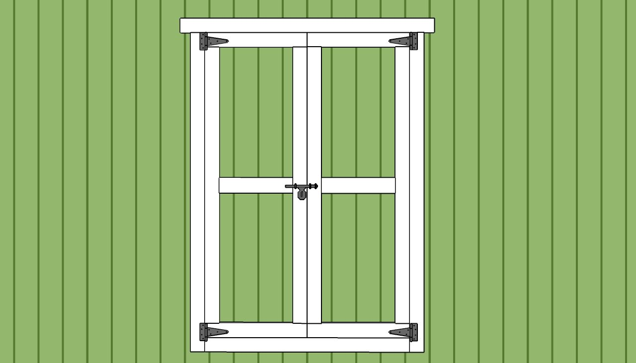 double shed door plans free outdoor plans diy shed wooden