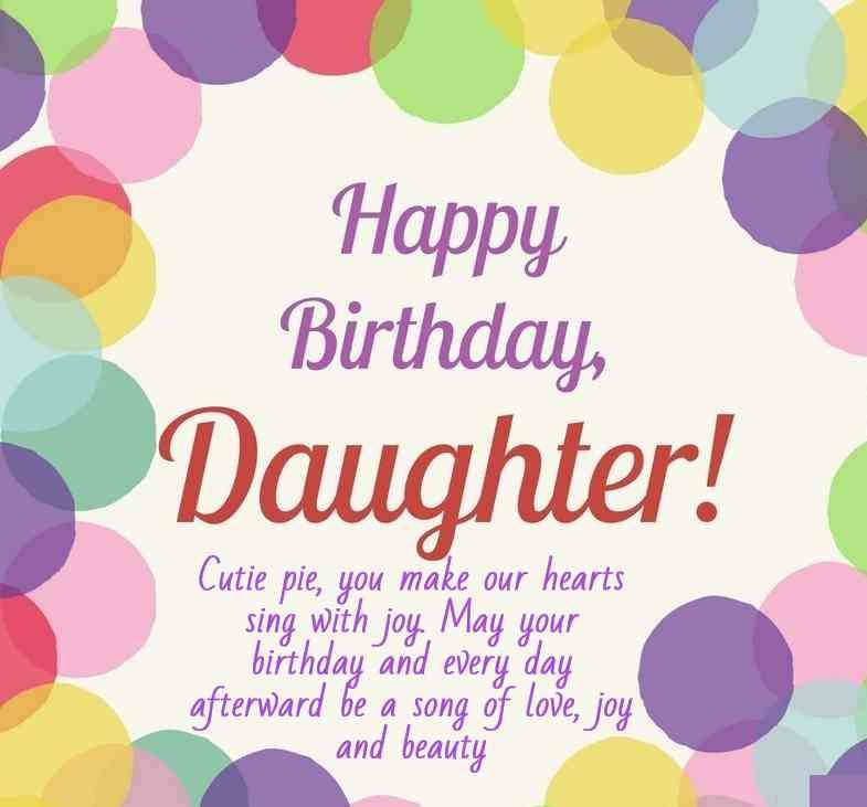 19 Happy Birthday Daughter Ideas In 2021 Happy Birthday Daughter Birthday Wishes For Daughter Birthday Quotes For Daughter