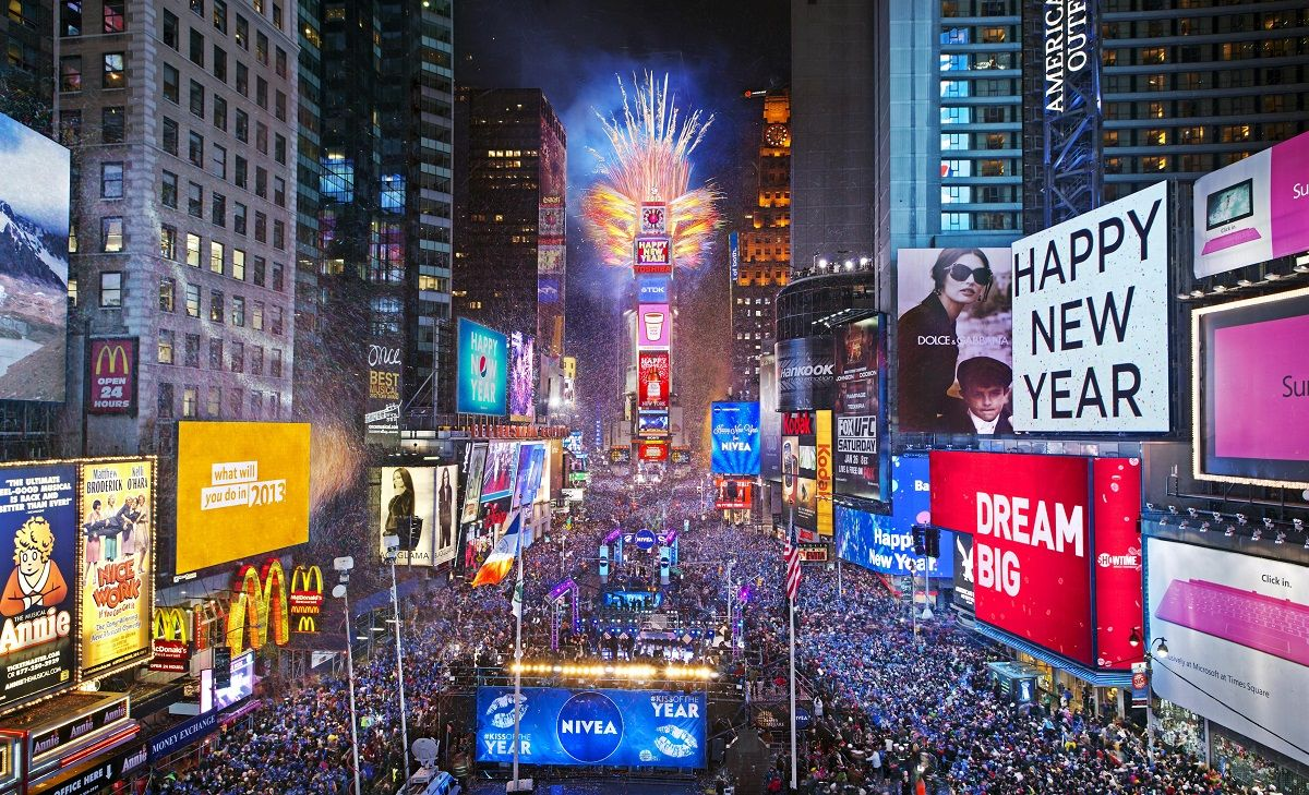 New Year 2018 Best Places To Celebrate New Year S Eve New