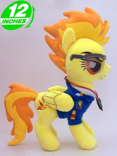 My Little Pony Spitfire Plush Doll POPL6032