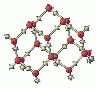 Бетон кристаллическая решетка цементный раствор в новосибирске