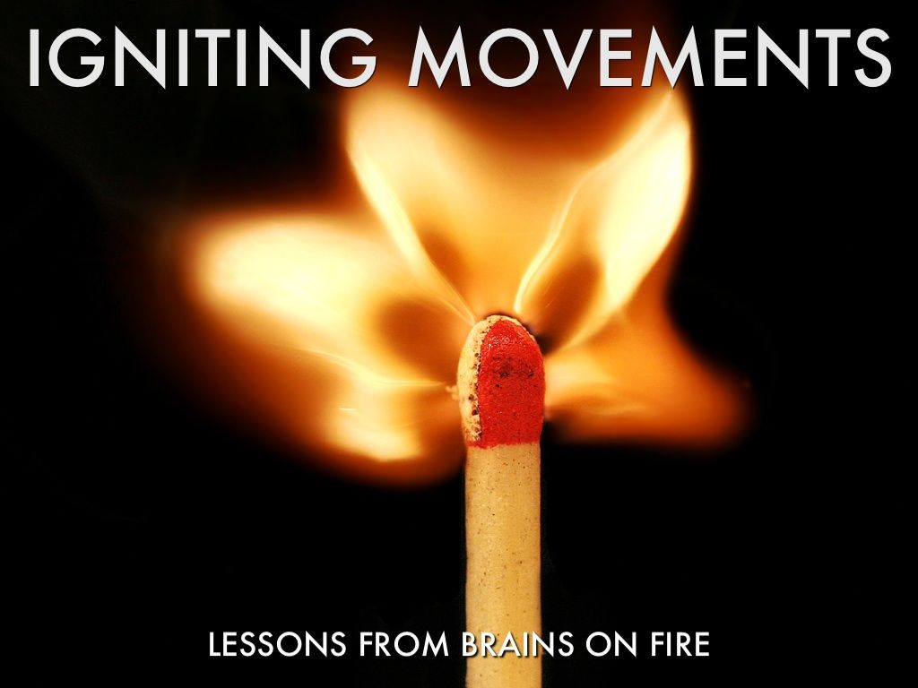 Igniting Movements A Haiku Deck From Giant Thinkwell For Brains