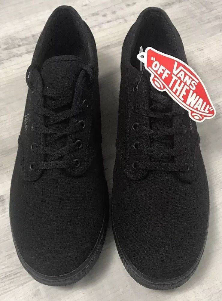 vans off the wall all black vans plain sneakers womans on walls insulated coveralls on sale id=51725