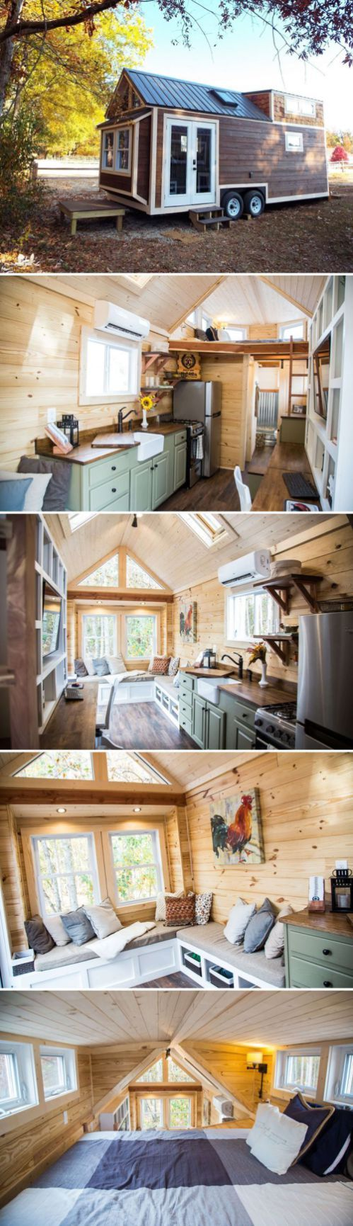 23 Best Tiny Houses 2018 With Images Best Tiny House Tiny House Interior Design Tiny House Interior