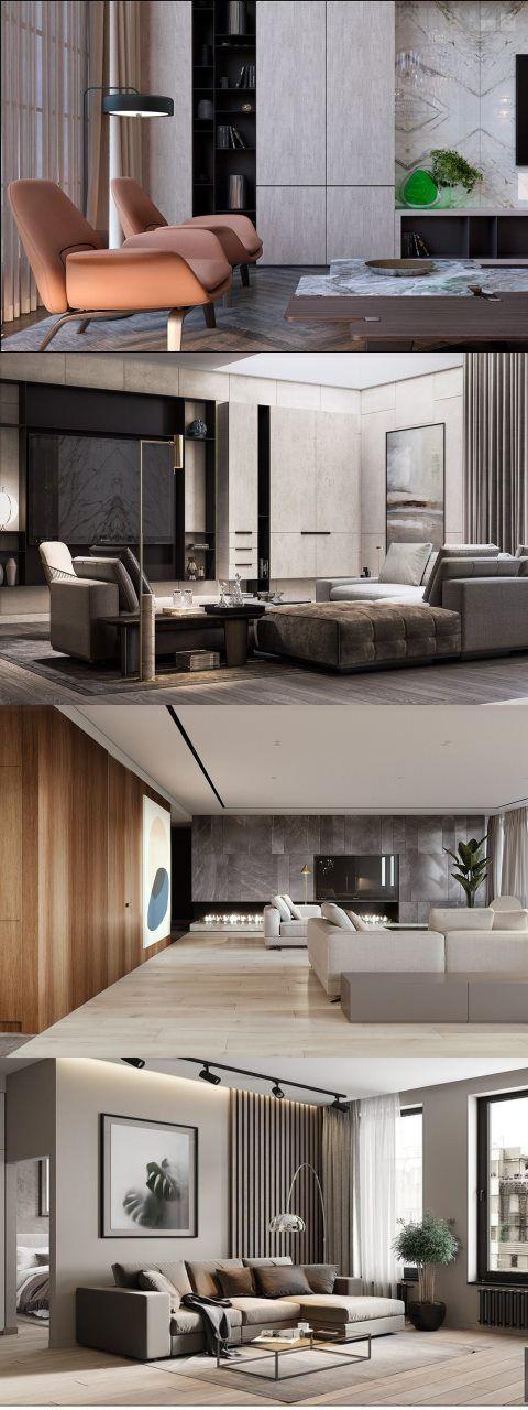 Photo of Bedroom design on Behance Pechersk Hills Residence Apartment on Behance MONOGENI…