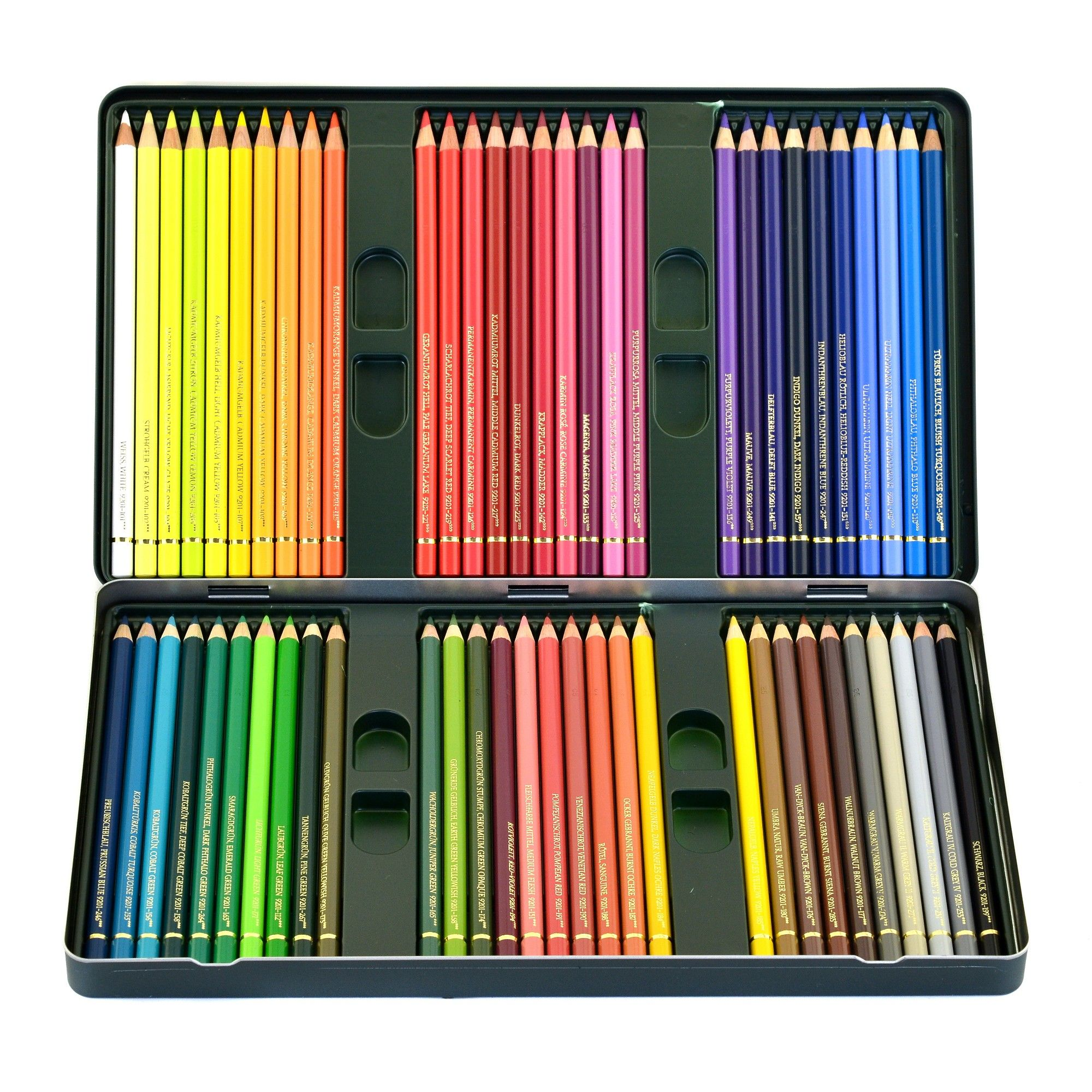 Polychromos Colored Pencils Faber Castell 60ct Faber Castell