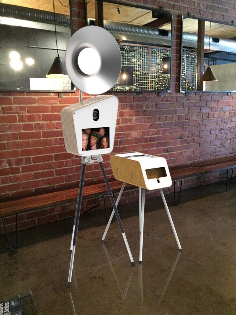 Retro Photo Booth Diy Photo Booth Photo Booth Portable Photo Booth
