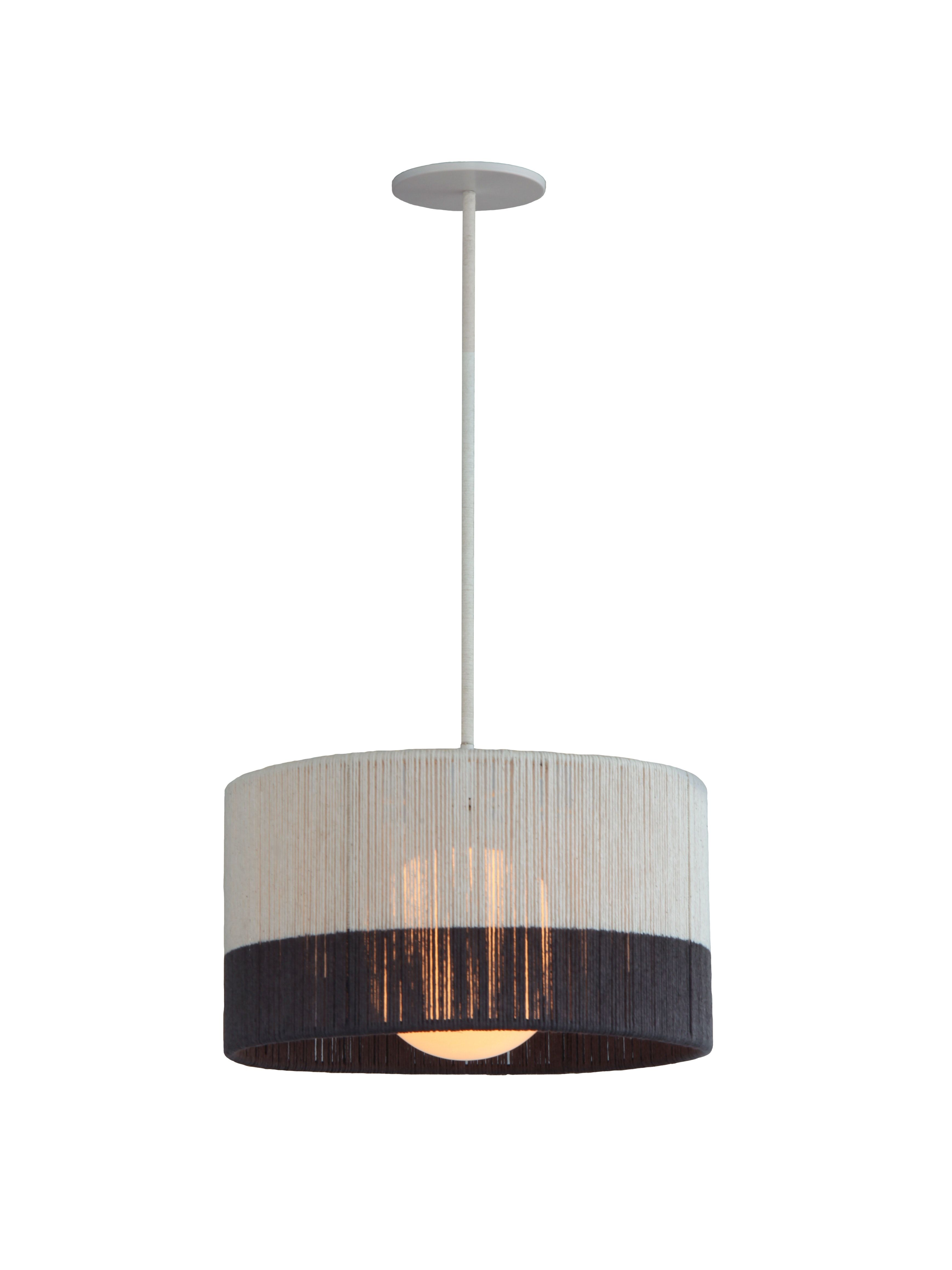 Horizon string drum ceiling fixture by bone simple design price on request