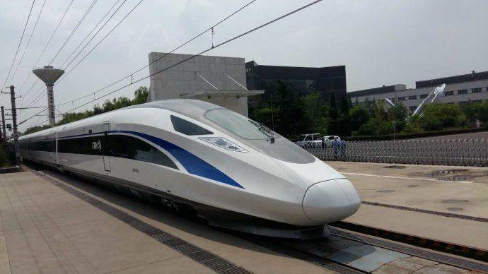 中国标准动车组-四方