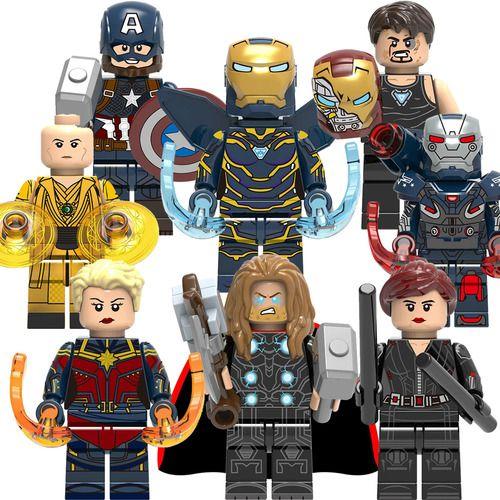 Ms Marvel Lego Marvel Avengers