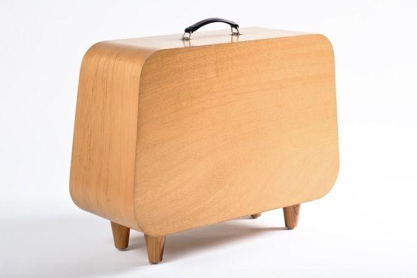 maleta para casa