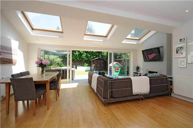 Room Extensions Open Plan Kitchen Dining Living Home Living room extension ideas uk