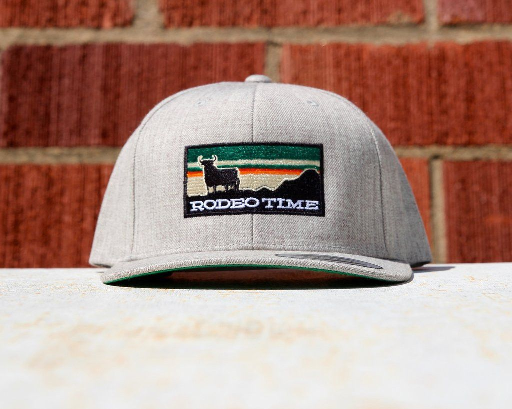 pretty nice 6b2b4 94b75 Dale Brisby Sunset Rodeo Time Snapback Cap