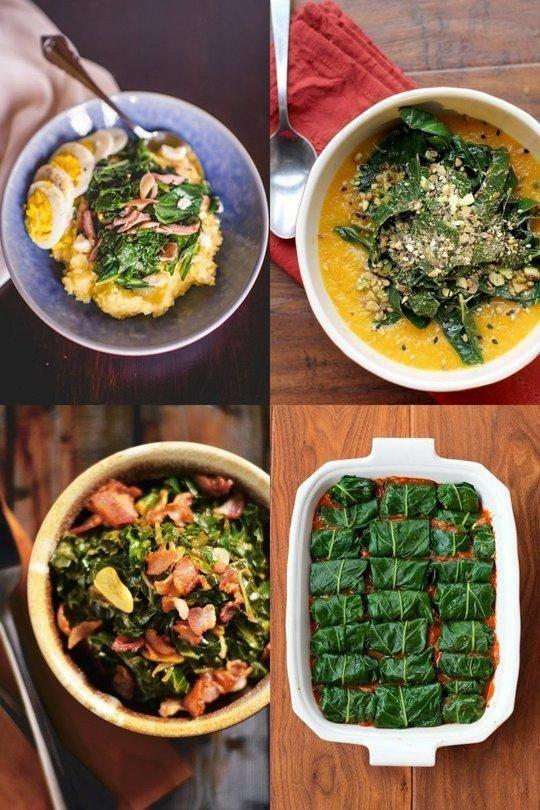 4 Fresh Ways To Eat Collard Greens