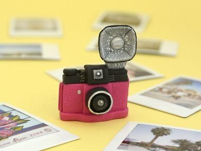 tuto Le magnet appareil photo lomography