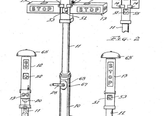 Cool Today In 1923, Garrett Morgan Patented The Traffic
