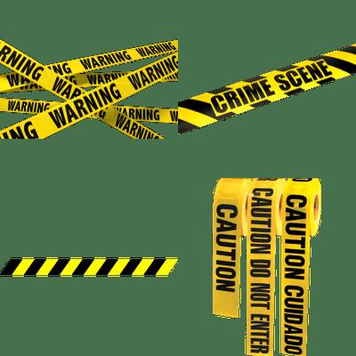 Caution Tape Caution Tape Objects Transparent