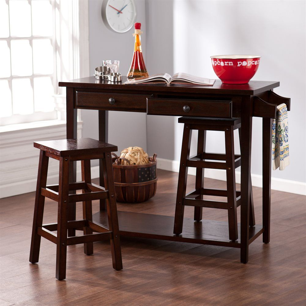 Merveilleux Canada Yes   Southern Enterprises 3 Piece Breakfast Dining Set | Loweu0027s  Canada Table
