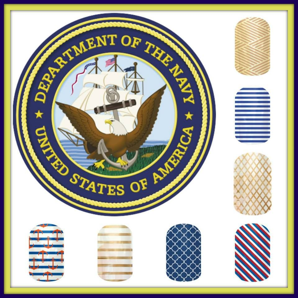 Jamberry honors our Navy