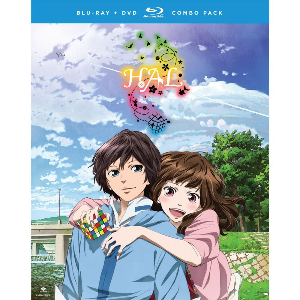 Hal [2 Discs] [Bluray/Dvd] Anime news network, Anime