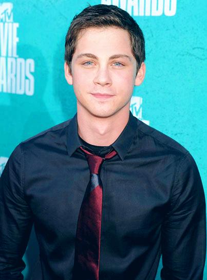 2012 Movie Awards: Full Fashion Recap | Logan lerman, Best ... Logan Lerman And Hunter Parrish