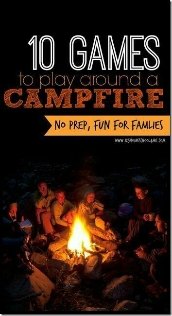 Pin by Marissa Cook on Camping | Pinterest | Camping, Camping games