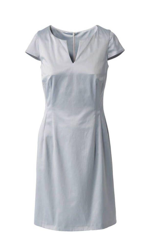 Business Kleid mit kleinem Ausschnitt   Kleider   Pinterest   Gratis ...