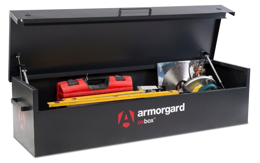 Find this Pin and more on Van Tool Storage Boxes by toppinz.  sc 1 st  Pinterest & Armorgard OX6 OxBox Truck Box | Van Tool Storage Boxes | Pinterest ...