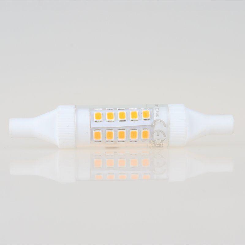 R7s Led Lampe 5w 230v 78mm 470lm 2700k Kaufen 12 62 A Led Leuchtmittel Led Led Lampe