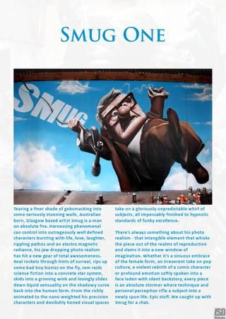 Great interview with Smug One: http://issuu.com/lsdmagazine/docs/lsd_magazine_issue_8_-_walls_of_perception/125